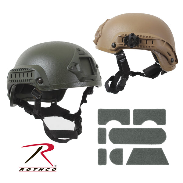 Airsoft Base Jump Helmet - Delta Survivalist