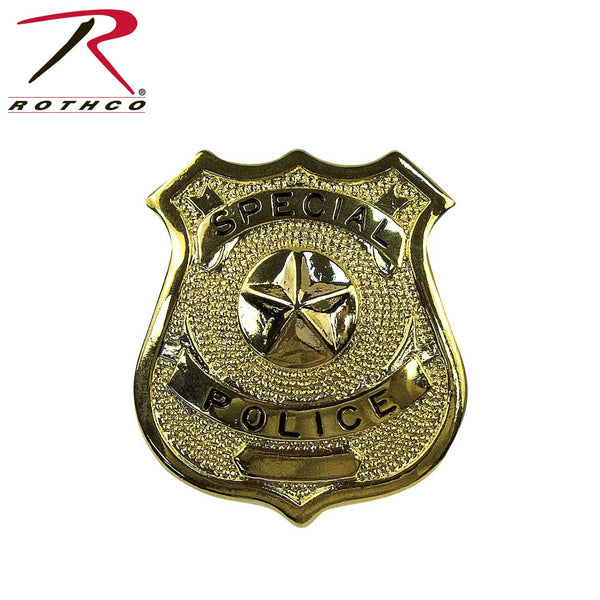 Special Police Badge - Delta Survivalist