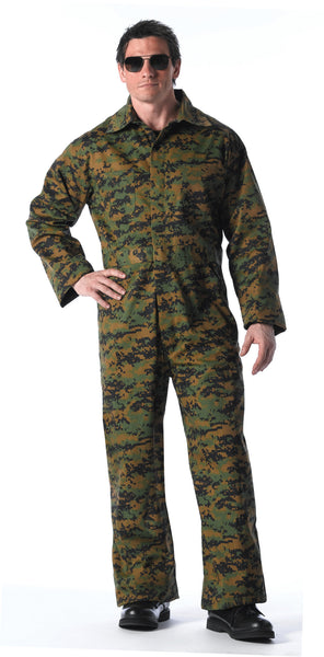 Unlined Coveralls