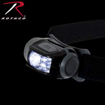 Cree LED Headlamp - Delta Survivalist