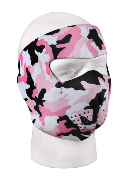 Reversible Neoprene Facemask - Delta Survivalist