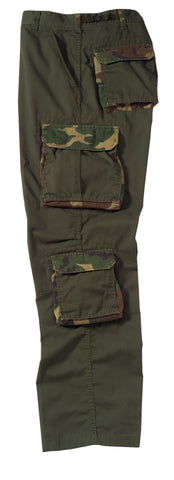 Vintage Accent Paratrooper Fatigues - Delta Survivalist
