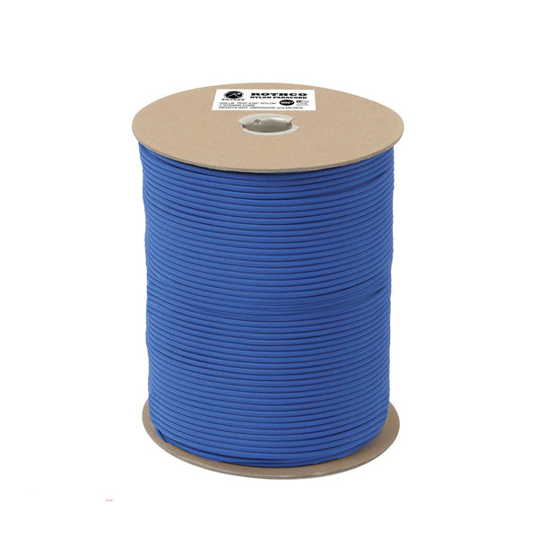 Nylon Paracord 550lb 1000 Ft Spool - Delta Survivalist