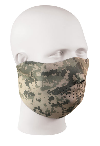 Reversible Neoprene Half Mask