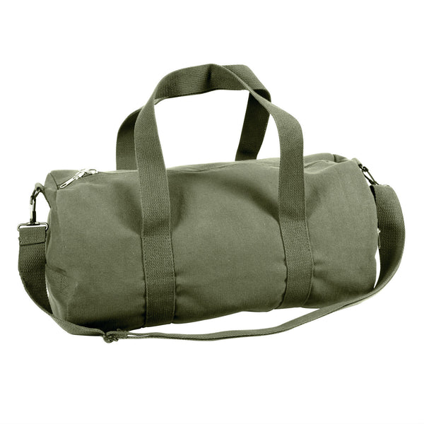 "19"" Canvas Shoulder Bag"