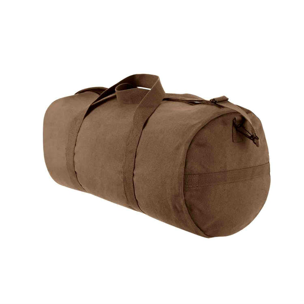 Heavyweight Canvas Shoulder Bag - Delta Survivalist