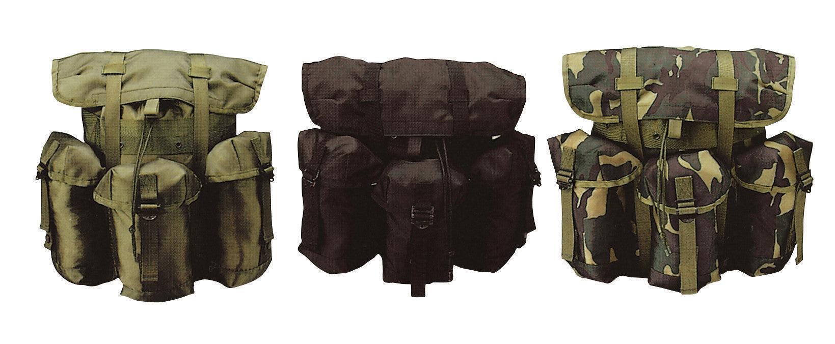 G I Style Mini Alice Pack Delta Survivalist