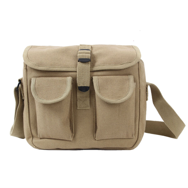 Canvas Ammo Shoulder Bag - Delta Survivalist