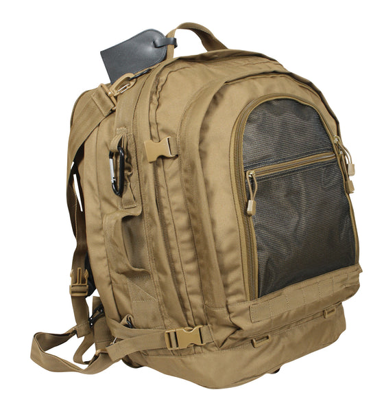Move Out Tactical/Travel Backpack - Delta Survivalist