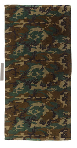 Beach Towel - Military Insignia - Delta Survivalist