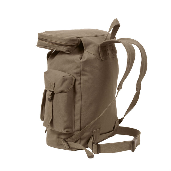 Canvas European Rucksack - Delta Survivalist