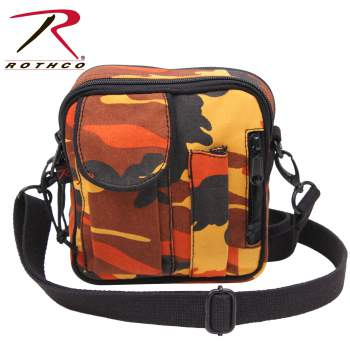 Camo Excursion Organizer Shoulder Bag - Delta Survivalist