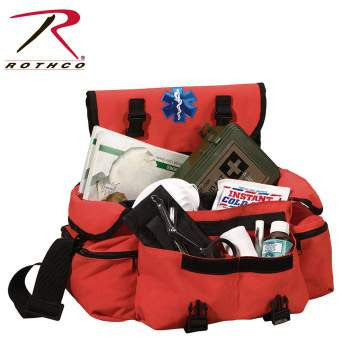 Medical Rescue Response Bag - Delta Survivalist