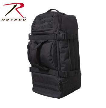 3 In 1 Convertible Mission Bag - Delta Survivalist