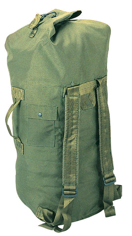 G.I. Type Enhanced Double Strap Duffle Bag - Delta Survivalist