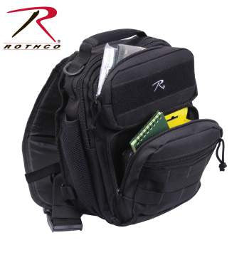 Compact Tactisling Shoulder Bag - Delta Survivalist