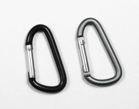 Jumbo 80mm Accessory Carabiners - Delta Survivalist