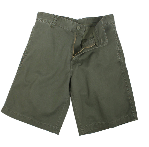 Vintage 5 Pocket Flat Front Shorts - Delta Survivalist