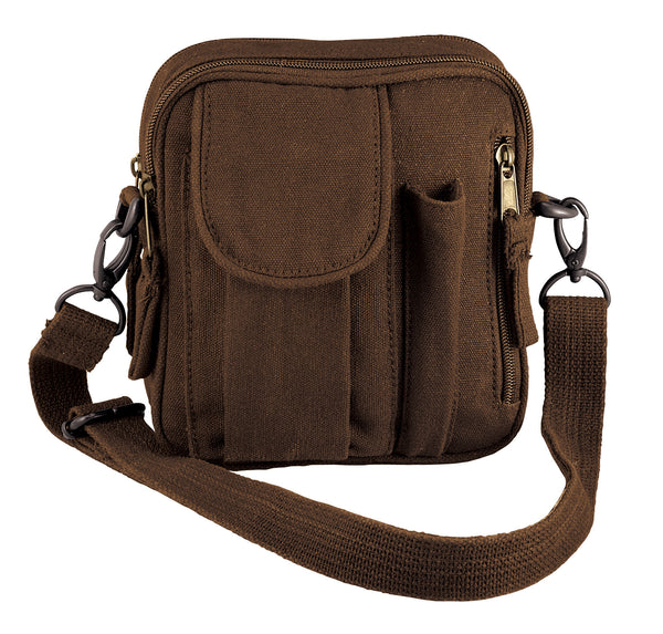 Canvas Organizer Bag - Delta Survivalist