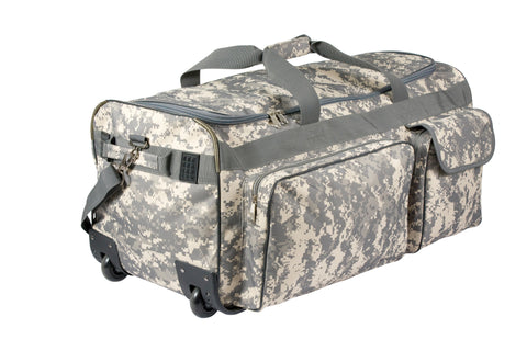 Military Expedition Wheeled Bag - Delta Survivalist