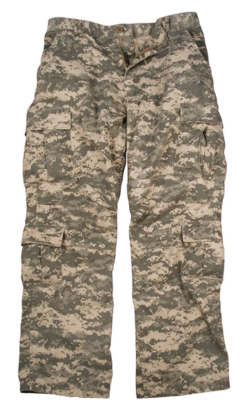 Vintage Camo Paratrooper Fatigue Pants - Delta Survivalist