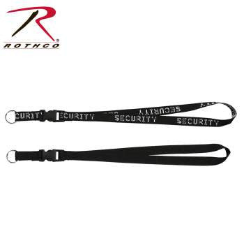 Military Neck Strap Key Rings - Delta Survivalist