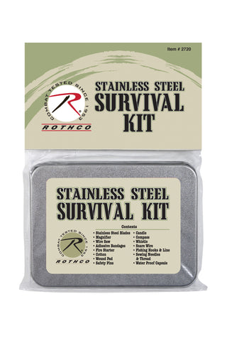 Survival Kit - Delta Survivalist