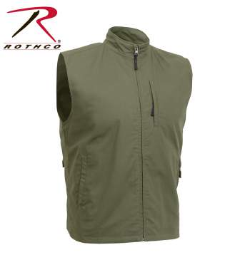 Undercover Travel Vest - Delta Survivalist