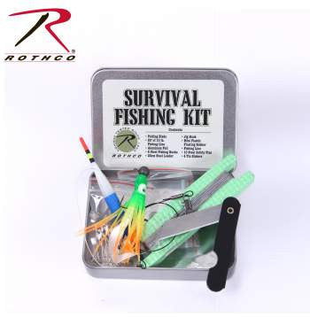 Survival Fishing Kit - Delta Survivalist