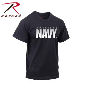 Athletic Fit America's Navy T-Shirt - Delta Survivalist