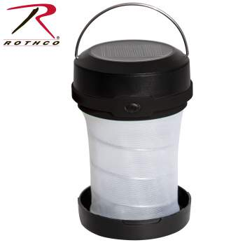Pop-Up Solar Lantern And Charger