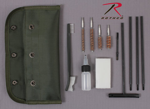 All Caliber Gun Cleaning Kit - Delta Survivalist