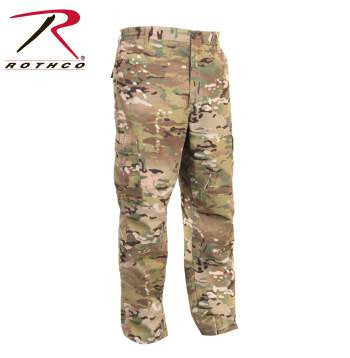 Camo BDU Pants - Delta Survivalist