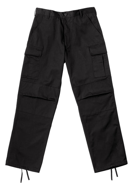 Relaxed Fit Zipper Fly BDU Pants - Delta Survivalist