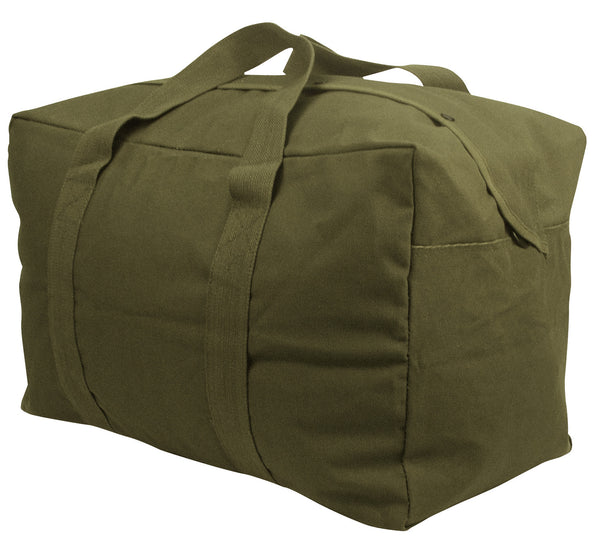 Canvas Parachute Cargo Bag - Delta Survivalist