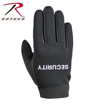 Security Neoprene Duty Gloves