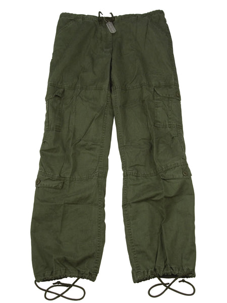 Womens Vintage Paratrooper Fatigue Pant - Delta Survivalist
