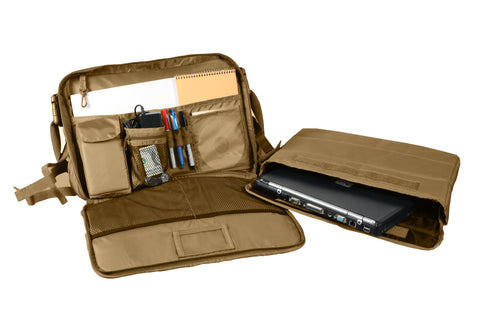 MOLLE Tactical Laptop Briefcase - Delta Survivalist