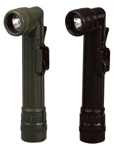 Mini Army Style Flashlight - Delta Survivalist