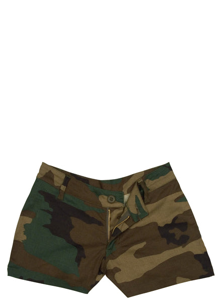 Womens Shorts - Delta Survivalist