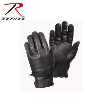 D3-A Type Leather Gloves - Delta Survivalist