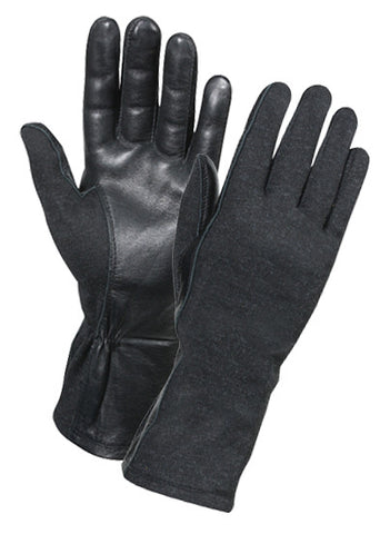 G.I. Type Flame & Heat Resistant Flight Gloves - Delta Survivalist