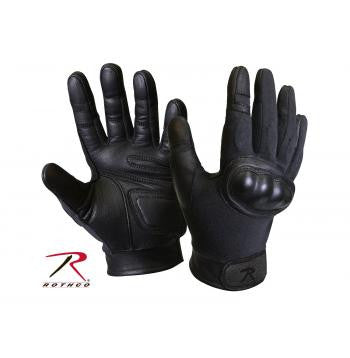 Flame and Heat Resistant Hard Knuckle Tactical Gloves - Delta Survivalist