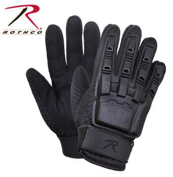 Armored Tactical Hard Back Gloves - Delta Survivalist