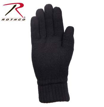 Fleece Lined Gloves - Delta Survivalist