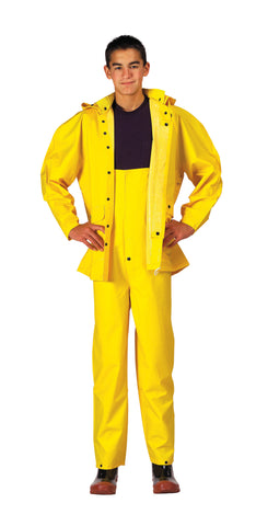 Deluxe Heavyweight PVC Rainsuit - Delta Survivalist
