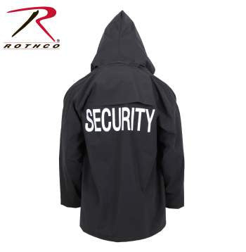 Security Rain Jacket - Delta Survivalist