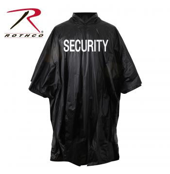 Security Poncho - Delta Survivalist