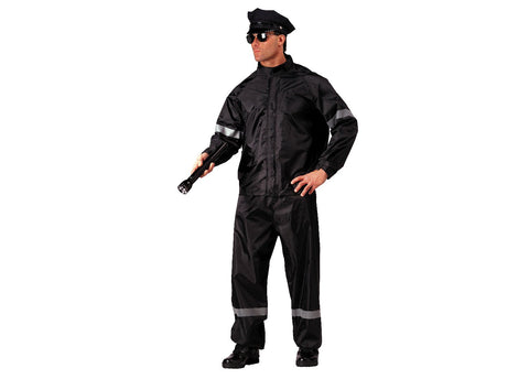 Hi-Vis 2 Piece Rain Suit With Reflective Tape - Delta Survivalist