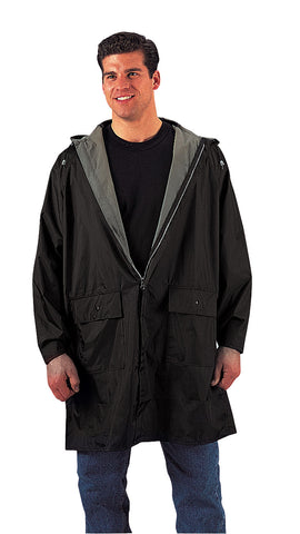 PVC Inner Attached Hood With Under Arm Vents - Delta Survivalist